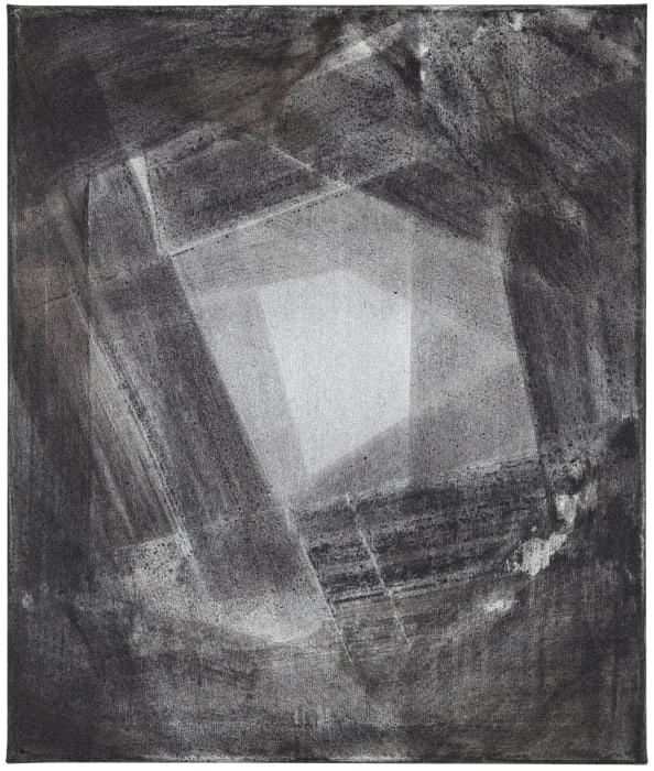 Painting for Lee Harvey by Helmut Federle