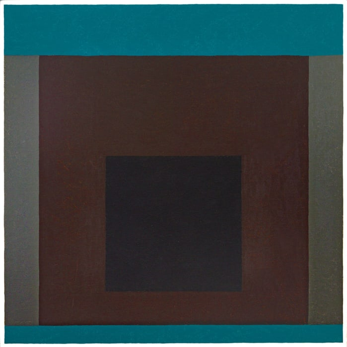 """Homage to the Square: """"Memento"""" by Joseph Albers"""