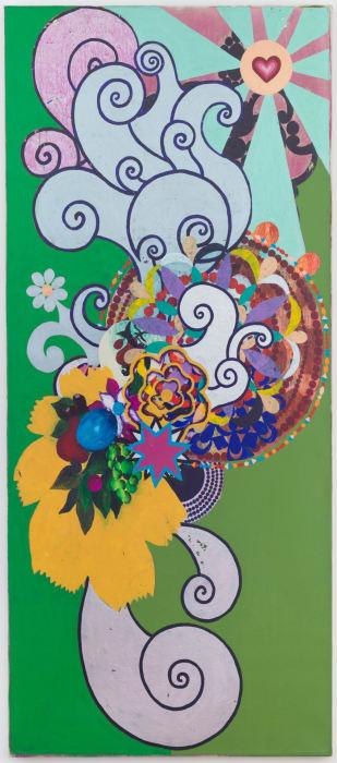Egoista by Beatriz Milhazes