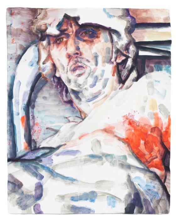 Werthers Tod (Jonas Kaufmann) by Elizabeth Peyton