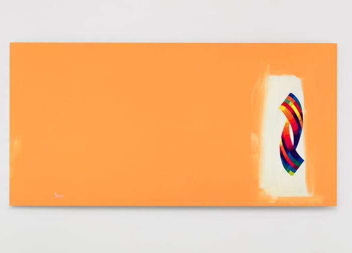 Untitled by Michel Majerus