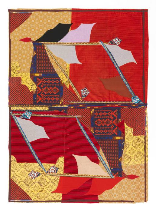 The Strange Carpet by Noa Eshkol