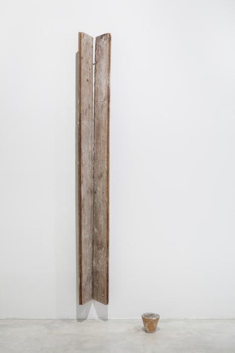 204 x 25 x 17, 11 x  ∅ 13 x ∅ 7.5 by Mirosław Bałka