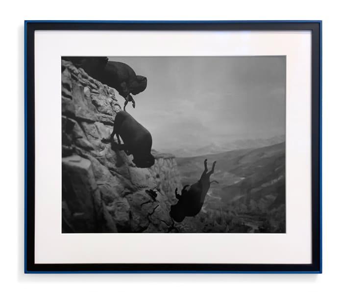 Untitled (Buffalo) by David Wojnarowicz