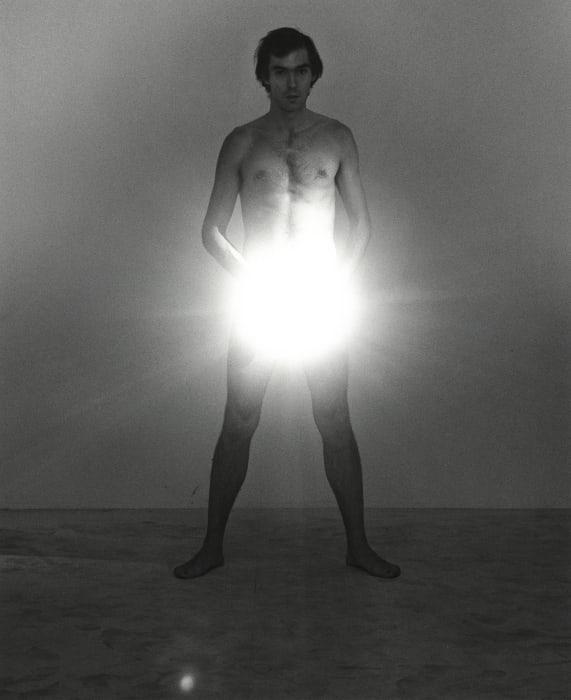 Nude Self-Portrait Series #1 by Peter Hujar