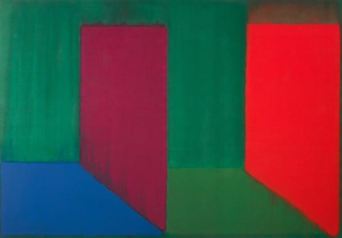 7.11.66 by John Hoyland
