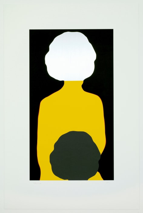 03 from The Sister Troop by Gary Hume