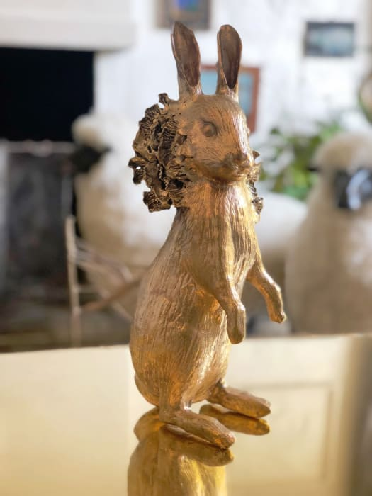 Lapin Chouchou by Claude Lalanne