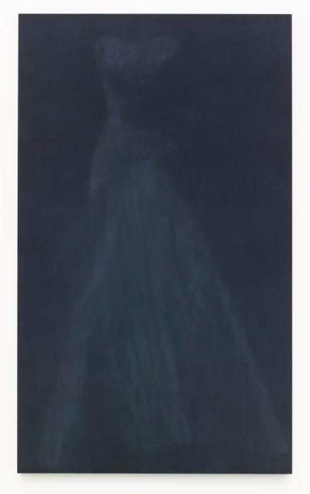 Untitled (Dress 3) by Troy Brauntuch