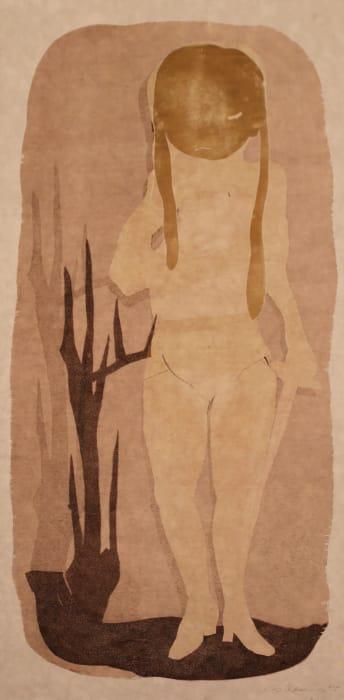Amazonas 11 by Leiko Ikemura