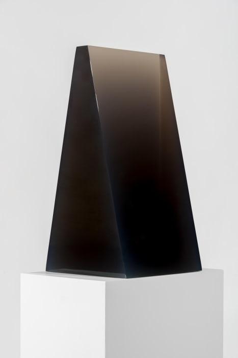 Column Gray by De Wain Valentine