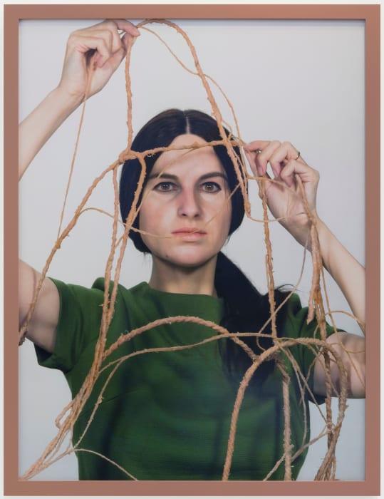 Me as Eva Hesse by Gillian Wearing