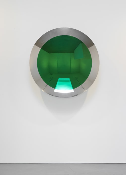 Untitled (Green) by Anish Kapoor