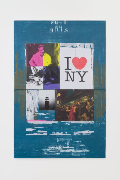 I Love New York by Michael St. John