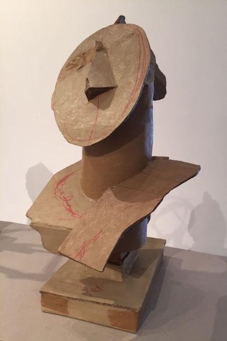 Roman Head 1 by William Kentridge