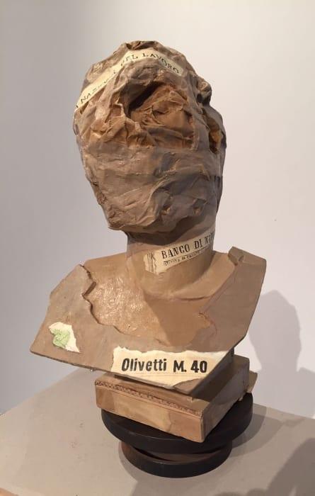 Roman Head 2 by William Kentridge