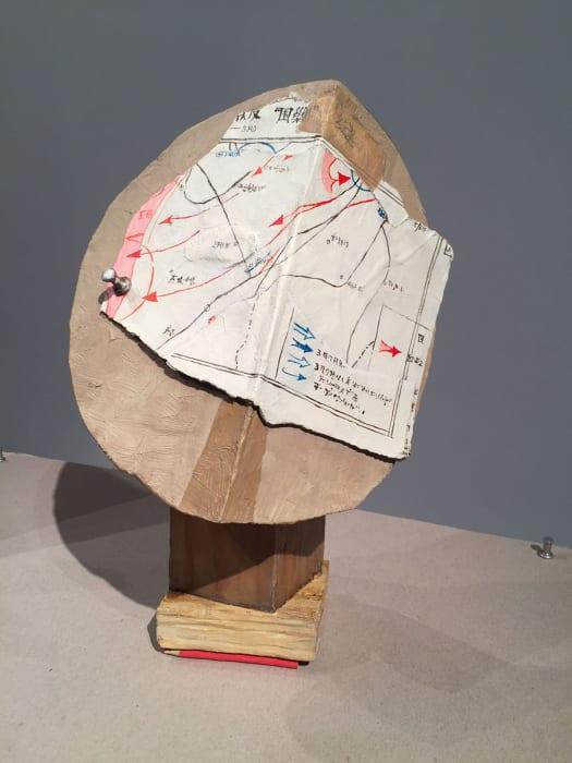 Polychrome Head 4 by William Kentridge