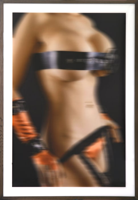 Nudes kp10 by Thomas Ruff