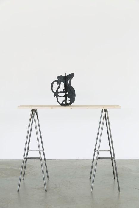 Shadow Figure III by William Kentridge