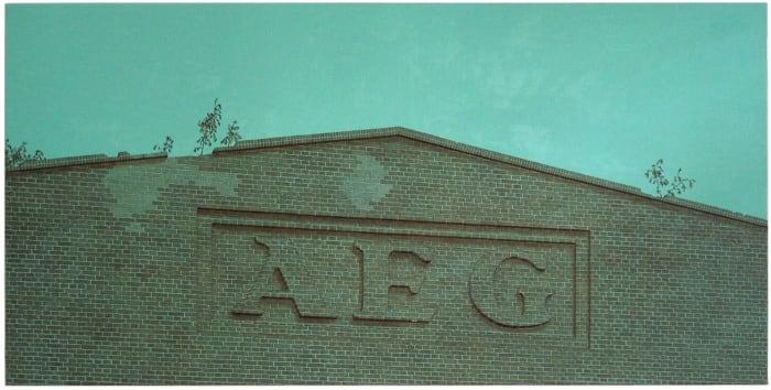 Aeg by Hendrik Krawen