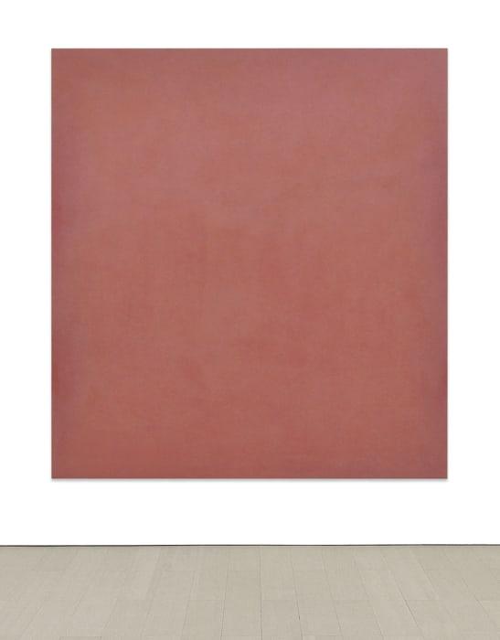 Parole di colore, rosso porpora by Ettore Spalletti