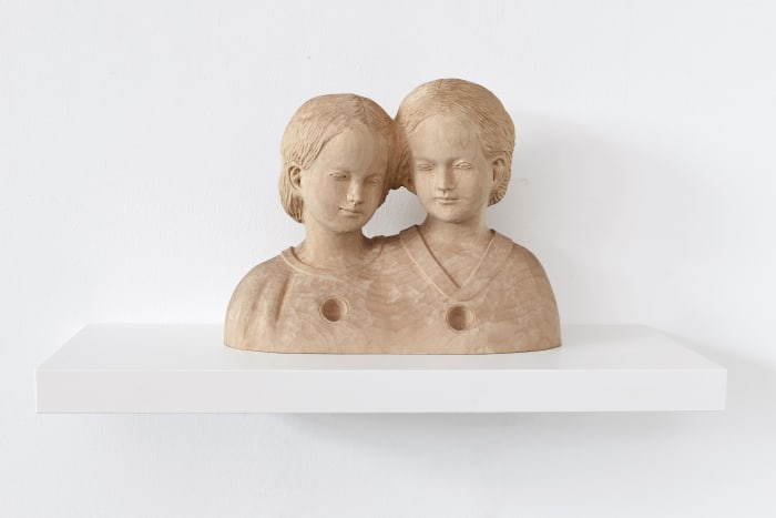 Untitled (siblings) by Paloma Varga Weisz