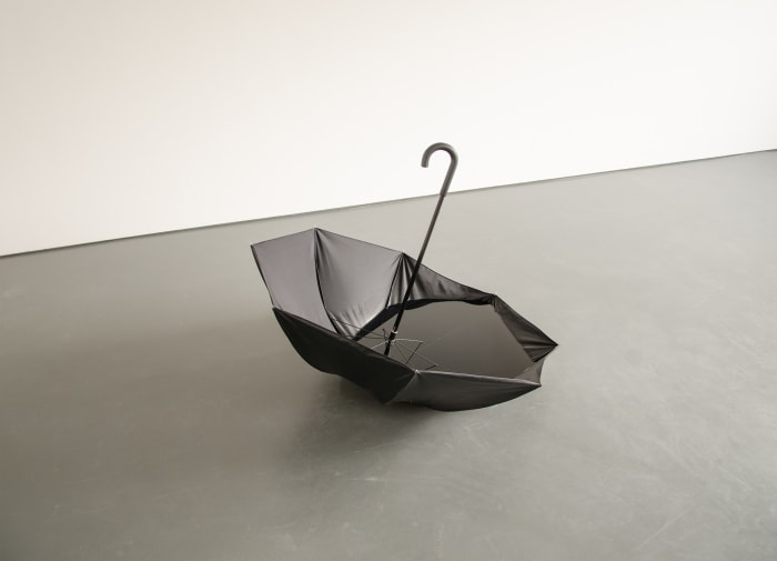 Umbrella by Ceal Floyer