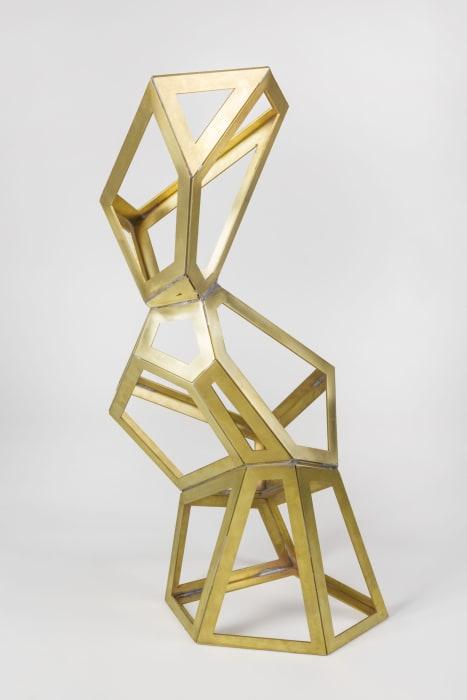 X-Brass by Richard Deacon