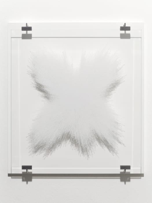 A Gridded Window by Idris Khan