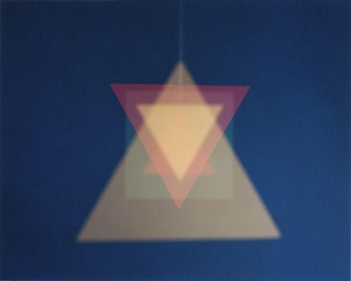 Triangles and Squares 1 by João Maria Gusmão + Pedro Paiva