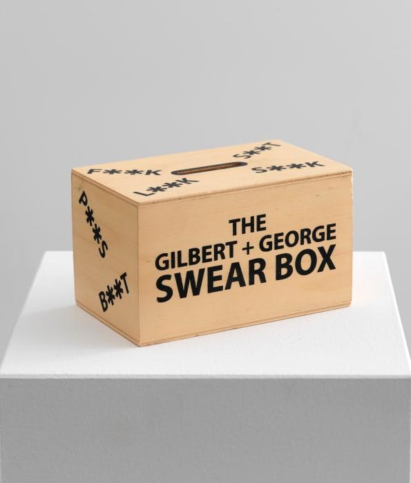 Swear Box by Gilbert & George