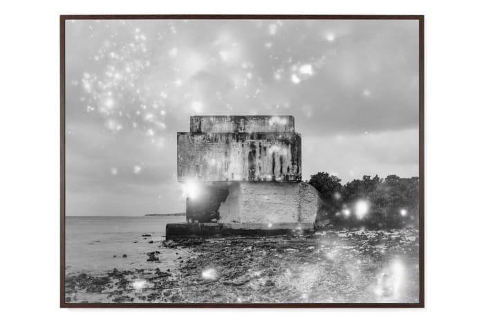 Eninman III - Terminal Beach by Julian Charrière