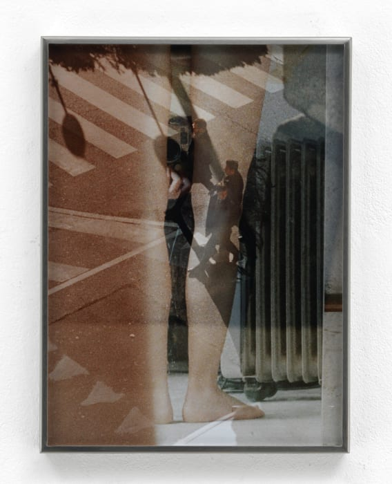 Street Self-portrait #3 by Talia Chetrit