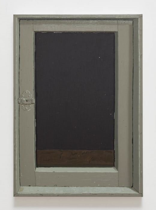 Night Window, May 27-28, 2015 by Josephine Halvorson