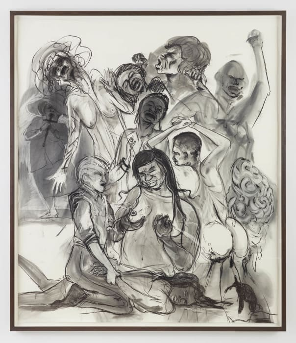 The Anthem by Kara Walker