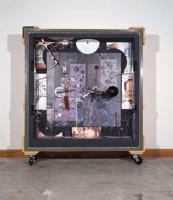 Estructuras Transformativas: Untitled 022 [Crate 009] by Maria Martinez-Cañas