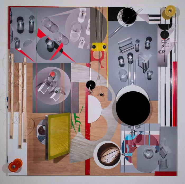 Estructuras Transformativas: Untitled 025 by Maria Martinez-Cañas