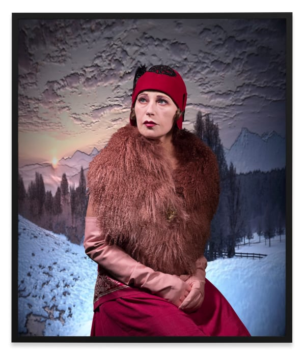 Untitled #576 by Cindy Sherman