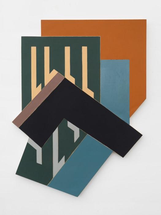 Dawidgrodek I by Frank Stella