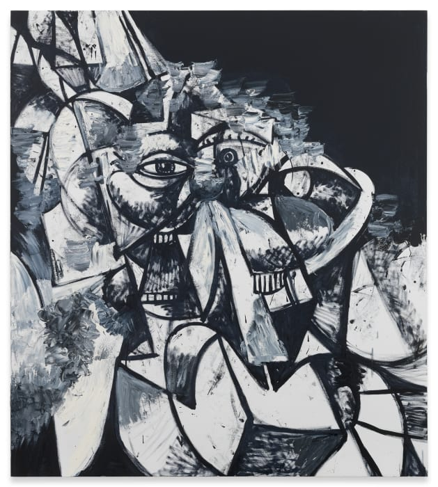 Gigantaur by George Condo