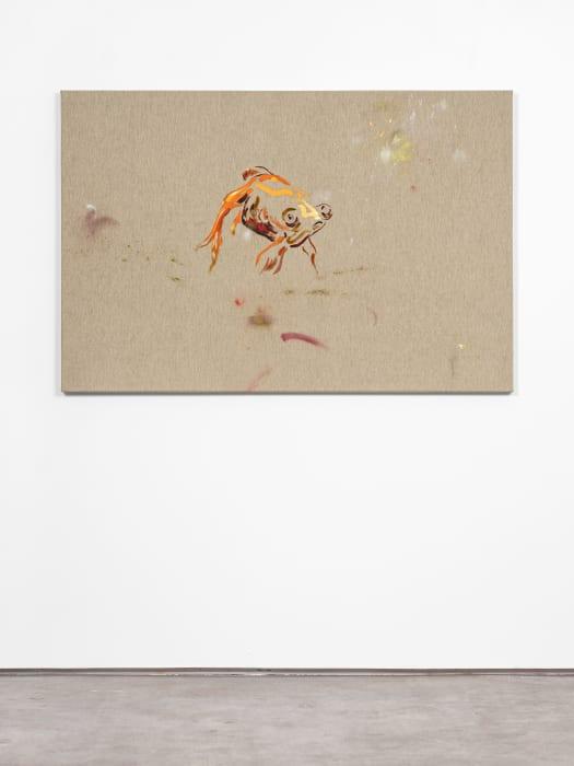 Vanilla Abstract by Anna Zacharoff