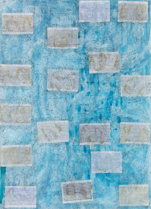 The Love Letter IV by Moshekwa Langa