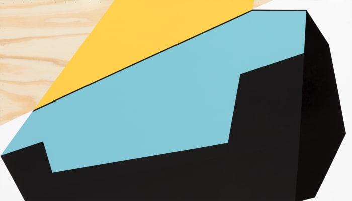 Colour and Form XXXII by Serge Alain Nitegeka