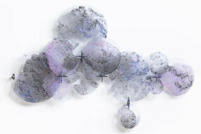 Cloud Amethyst by Suzann Victor