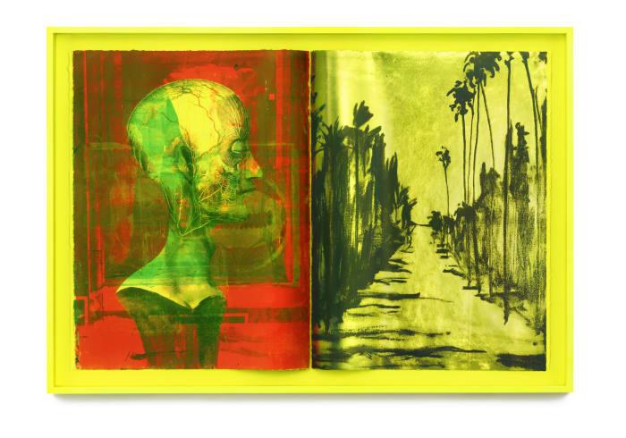 Yellow Sight 1 by Shinro Ohtake