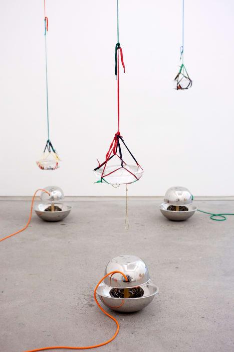 Talking in Circles in Talking by Aki Sasamoto