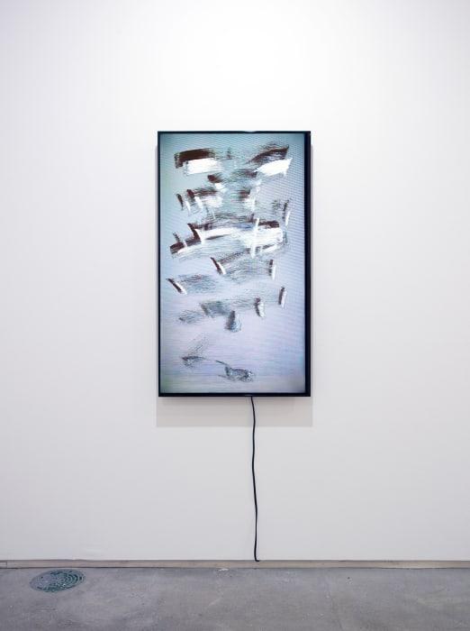 gesture/data (feedback) by Ken Okiishi
