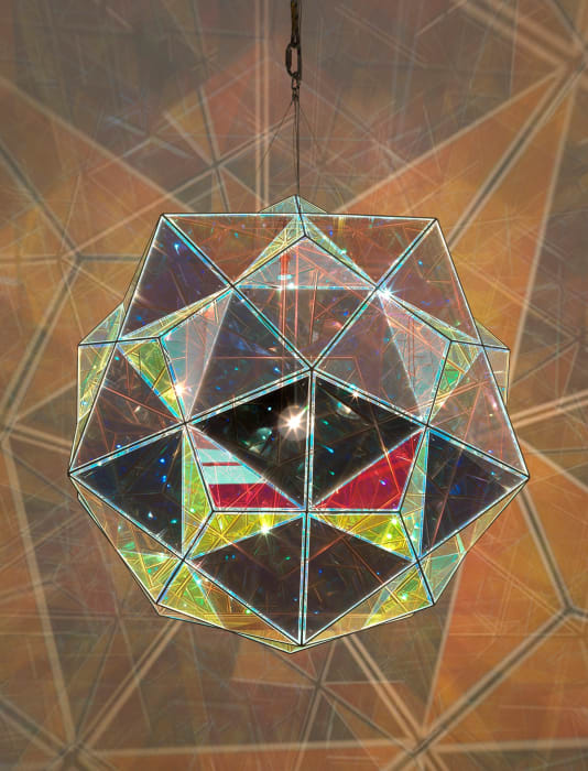 The breathing house by Olafur Eliasson