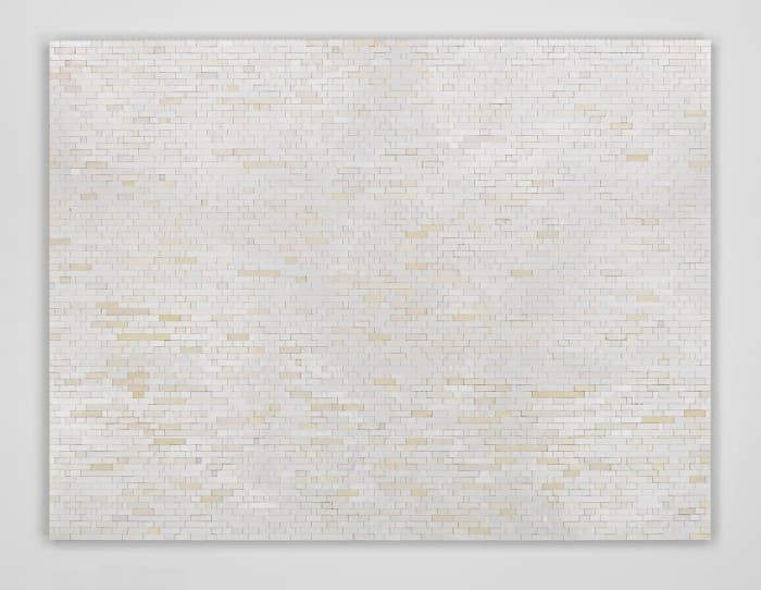 White Wall 10 by Michael Wilkinson