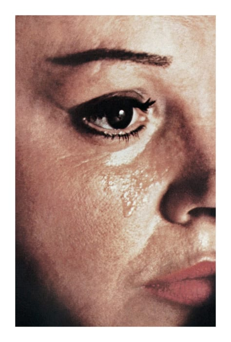 Woman Crying #10 by Anne Collier
